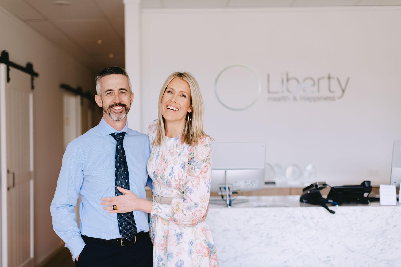 Meet Dr Tony Croke &Tiffani Clingin
