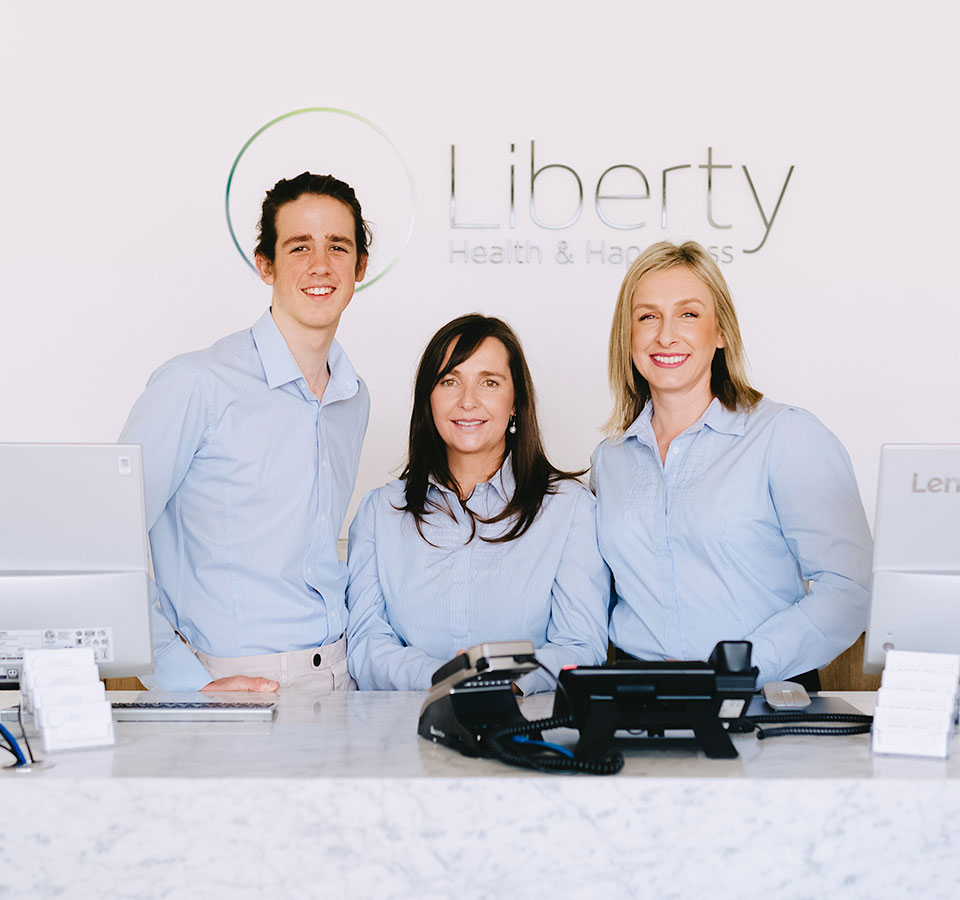 Liberty Health & Happiness | The Staff