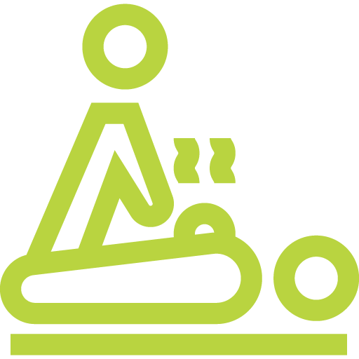 Sports Therapy Remedial Massage Icon